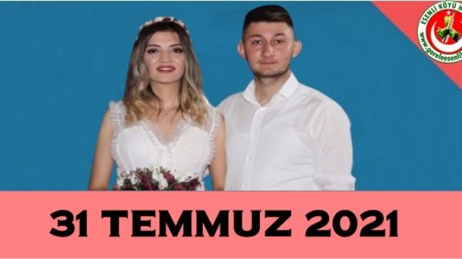 İrem & Samet Çifti Evleniyor