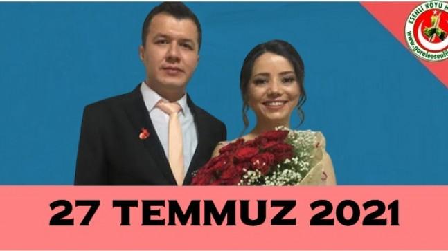 Ahmet & Dilek Çifti Evleniyor