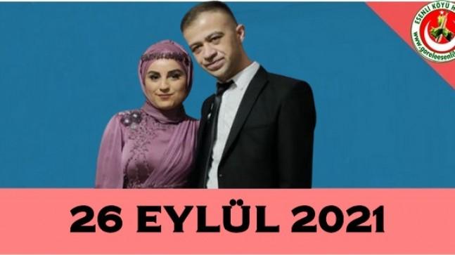 Ali & Müjde Çifti Evleniyor