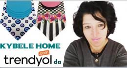 Yeliz Nur Butik;Kybele Home Adıyla Trendyolda