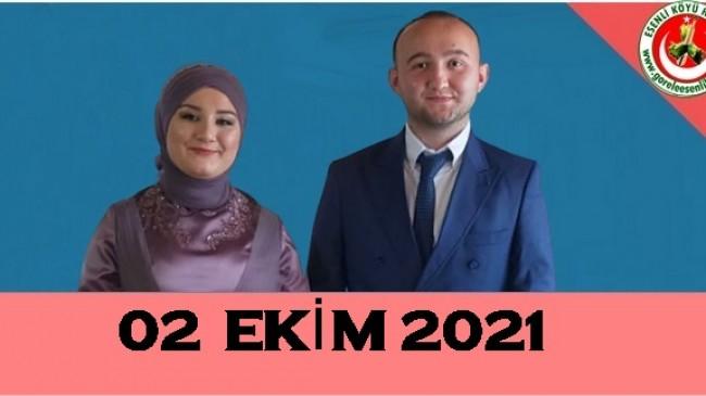 Fatih & Fatoş Çifti Evleniyor