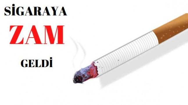 Sigara Tiryakilerine Kötü Haber;Zam Geldi
