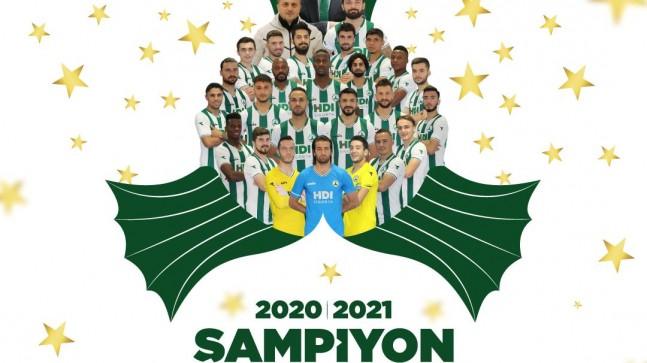Şampiyon Giresunspor