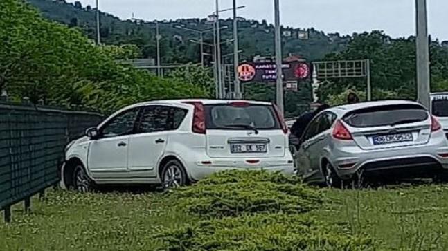 Görelede Trafik Kazası