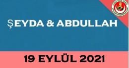 Şeyda & Abdullah Çifti Nişanlandı