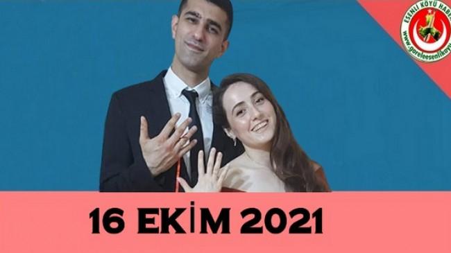 Ayşenur & Erkan Çifti Evleniyor