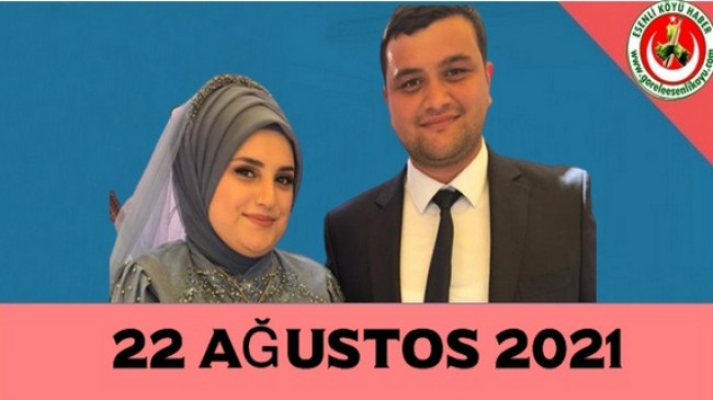 Halil & Latife Çifti Evleniyor