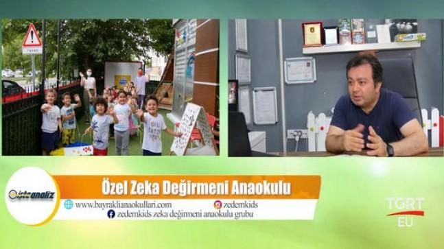 Mustafa Sivri Hocamız; Başarısıyla Ulusal Kanalların Dikkatini Çekmesini Bildi