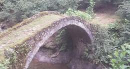 Tarihi Köprü Tahrip Edildi