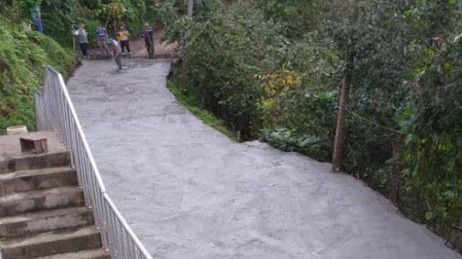 Tengeli Mahalle Yolu 5 Gün Kapalı