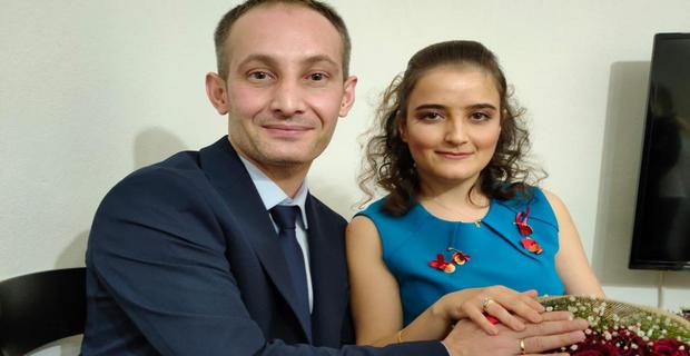 Alper & Tuğçe Çifti Nişanlandı
